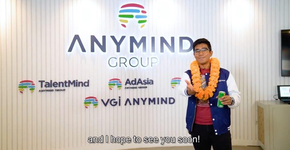 AnyMind Group's Bangkok office