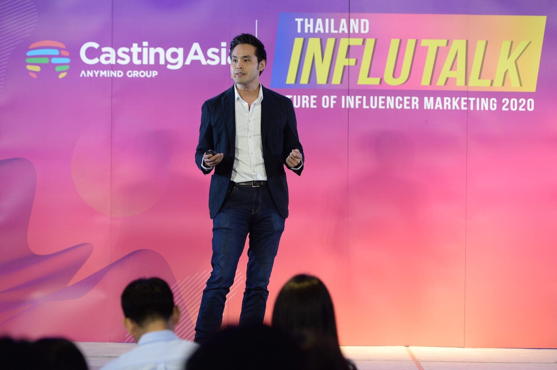 Thailand InfluTalk