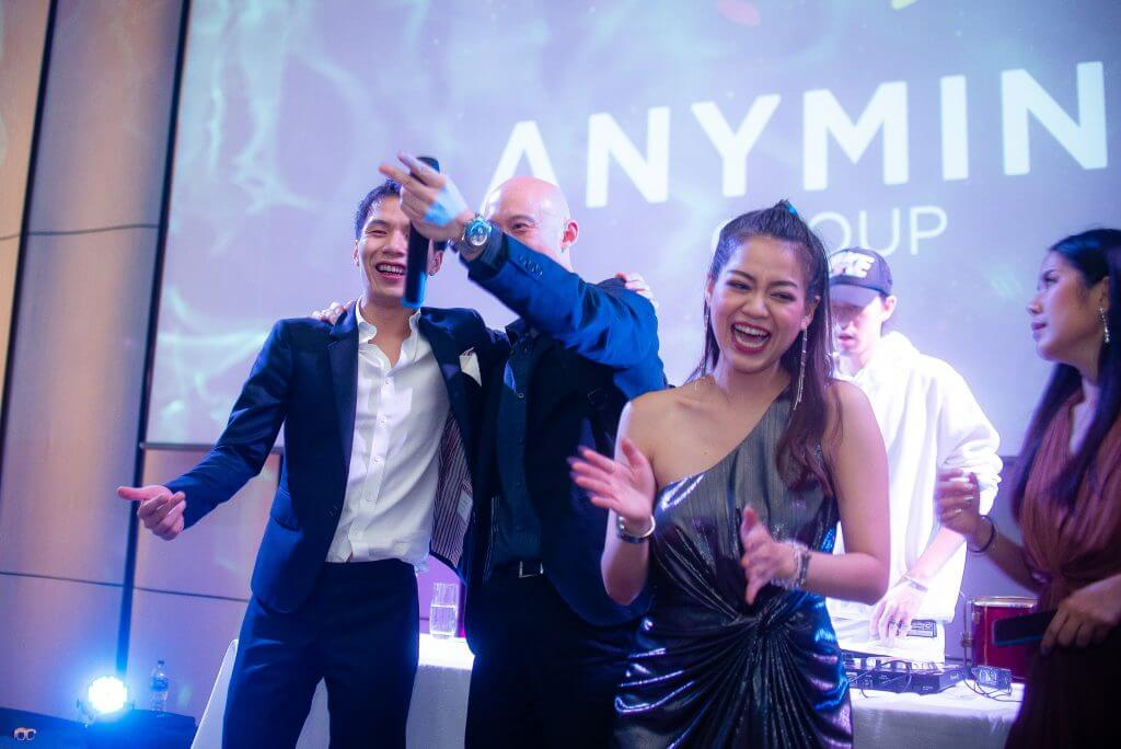 AnyMind Group All-Hands Meeting - January 2019
