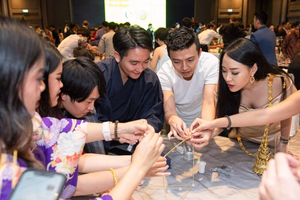 AnyMind Group all-hands meeting, July 2019