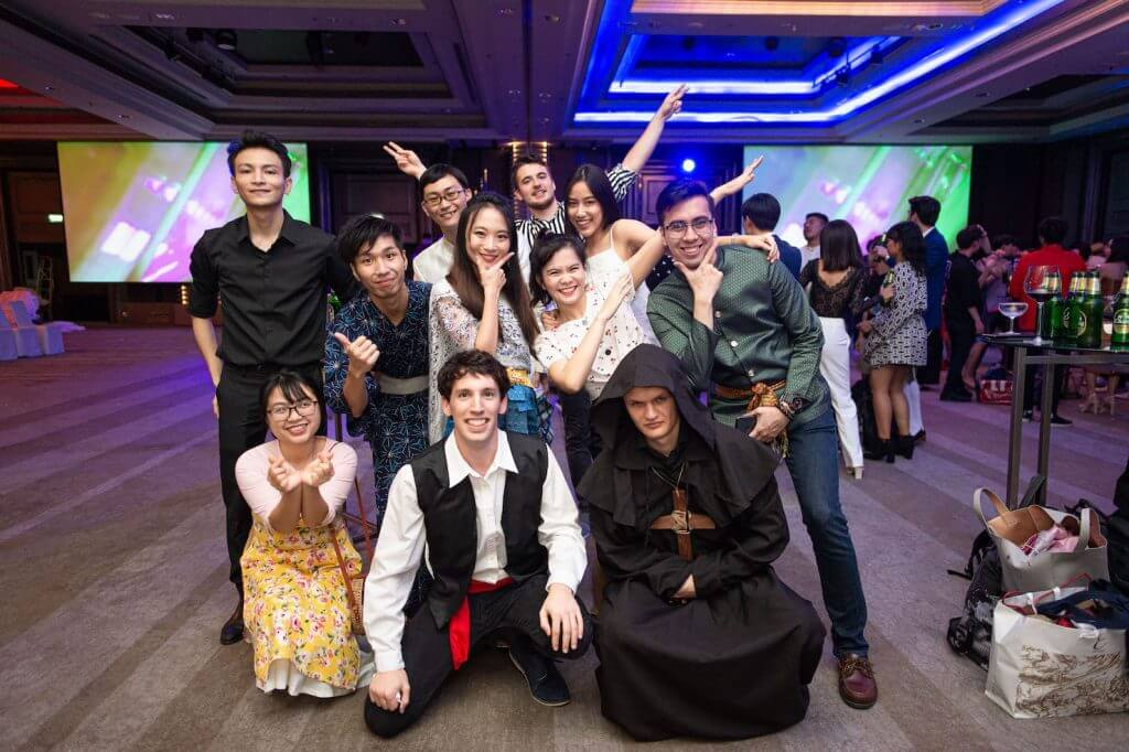 #AnyMindFamily Stories: Journey to foreign lands