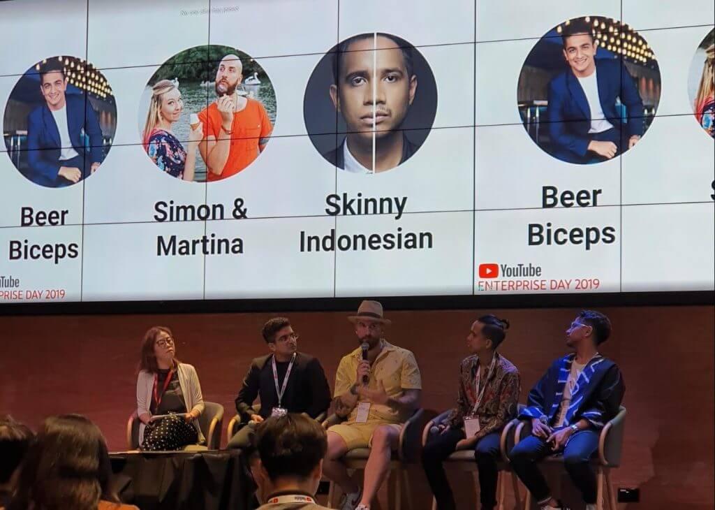 CastingAsia @ YouTube Enterprise Day 2019