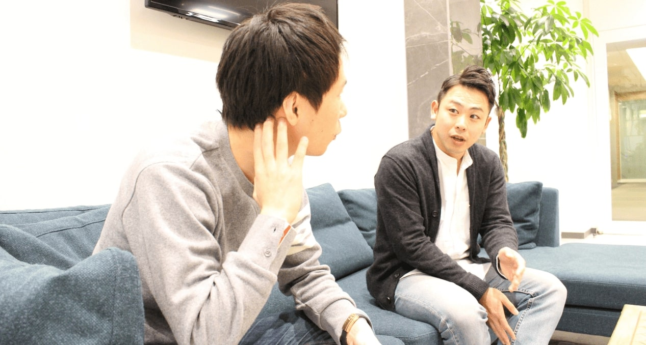 AnyMind Group and GROVE, CEO Sogo and CEO Kitajima conversation
