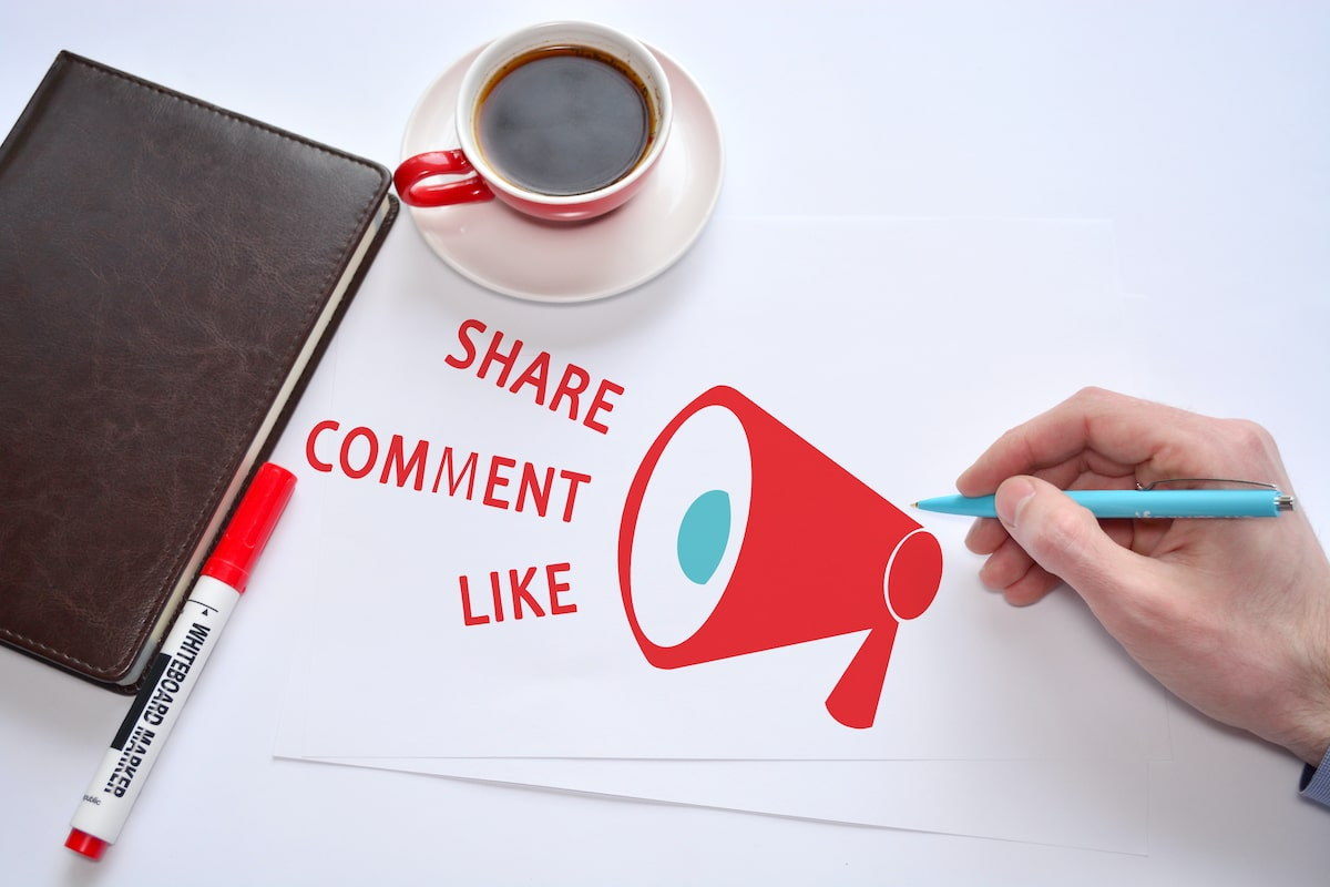 Create social media content that is shareable to drive positive results