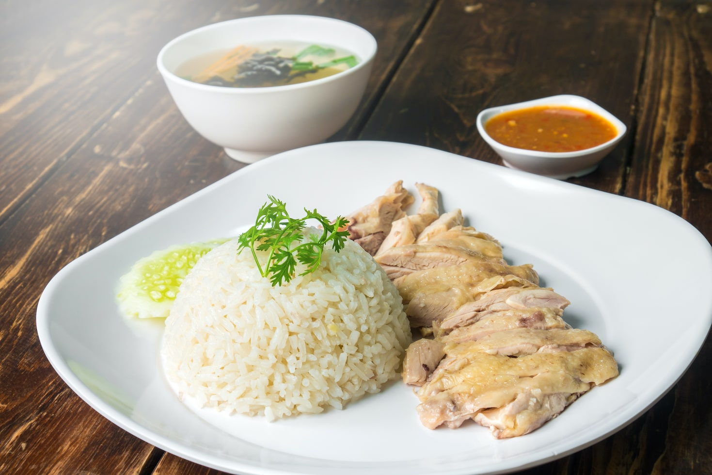 food & drink social influencers in Singapore - chicken rice