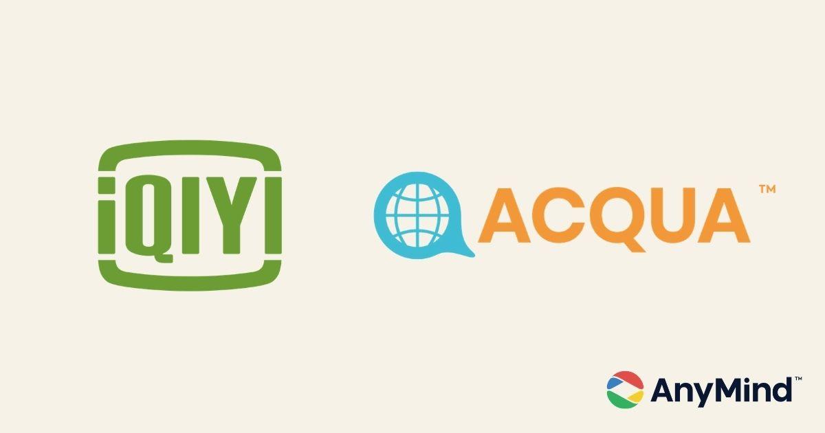 iQIYI video ads AnyMind