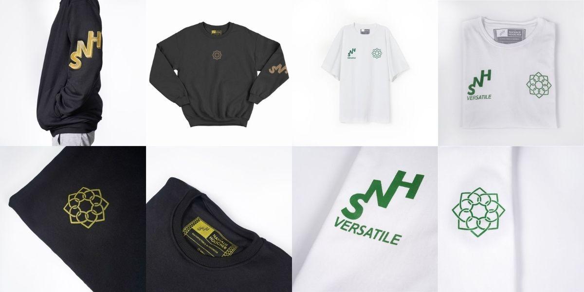 SNH limited versatile sweater
