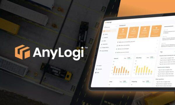 AnyLogi dashboard
