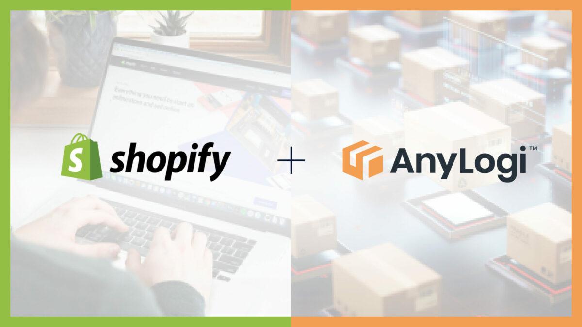 AnyLogi Shopify